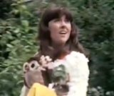 Elisabeth Sladen's farewell in'The Hand of Fear'