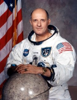 Official NASA photograph of Tom Stafford, Commander of Apollo 10