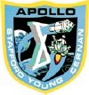 Apollo 10 insignia