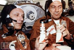Tom Stafford & Deke Slayton on the Apollo-Soyuz Test Project
