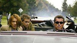 Claire Danes Terminator on Claire Danes  Nick Stahl   Arnold Schwarzenegger In  Terminator 3