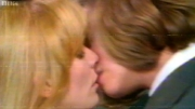 The first lesbian kiss on TV - Myra Frances & Alison Steadman in 'Girl'