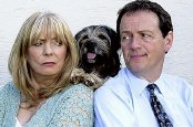 Alison Steadman & Kevin Whately in 'Who gets the Dog?'