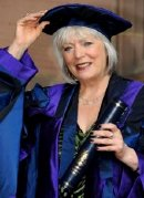 Alison Steadman received an honorary degree from John Moores University in 2006