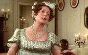 Alison Steadman as Mrs Bennet in 'Pride and Prejudice'