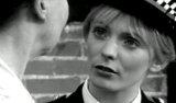 Alison Steadman as WPC Bayliss in 'The Bill'