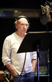 Patrick Stewart voicing Winters in 'Teenage Mutant Ninja Turtles'