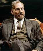 Patrick Stewart as George in 'Who's Afraid of Virginia Woolf?'