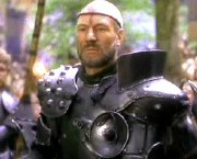 Patrick Stewart as Leodegrance in 'Excalibur'