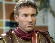 Patrick Stewart as Sejan in 'I Claudius'