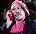 Patrick Stewart as Sterling in 'Jeffrey'