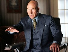 Patrick Stewart as Professor Charles Xavier in 'X-Men: The Last Stand'