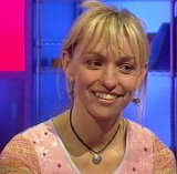 Michaela Strachan was a familiar face on TV in the 1980s & 90s