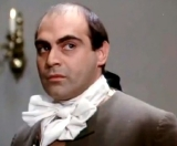David Suchet as John Barsad in 'A Tale of Two Cities' (1980)