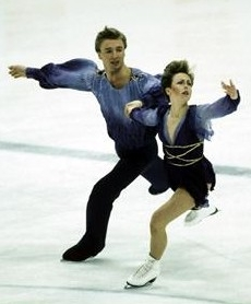 Torvill and Dean skating 'Bolero' at the 1984 Winter Olympics in Sarajevo