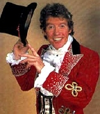 Michael Crawford in 'Barnum'