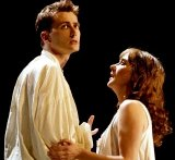 David Tennant & Alexandra Gilbreath in the RSC's production of 'Romeo and Juliet' (2000)