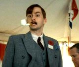 David Tennant as Ginger Littlejohn in Stephen Fry's 'Bright Young Things' (2003)