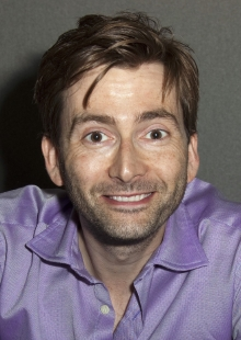 David Tennant at the Entertainment Media Show held at Earl's Court (2nd October 2011)