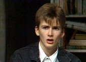 David Tennant as Neil McDonald in 'The Secret of Croftmore' from Scottish TV's Dramarama series (1988)