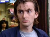 David Tennant as Steven Clemens in 'The Bill' (1995)