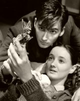 David Tennant as Tom in 'The Glass Menagerie' (1996)