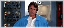 John Terry as Felix Leiter in The Living Daylights