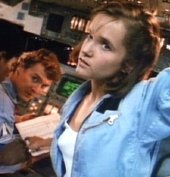 Lea Thompson as Kathryn Fairly in 'Space Camp' (1986)