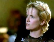 Lea Thompson as Melissa Cavatelli in 'The Unknown Cyclist' (1995)