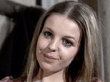 Sally Thomsett as Janice Hedden in 'Straw Dogs'