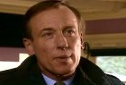 Christopher Timothy as James Herriot in the final episode of 'All Creatures Great and Small' (1990)