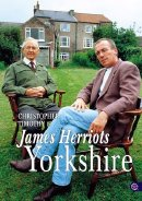 Christopher Timothy & Alf Wight on the cover of 'James Herriot's Yorkshire' dvd