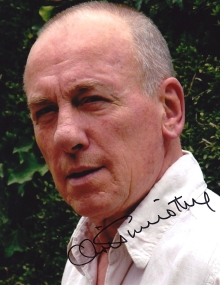 Christopher Timothy autograph