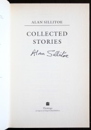 Alan Sillitoe's Collected Stories