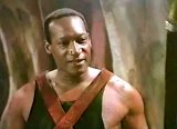 Tony Todd as Seth in 'Beastmaster: The Eye of Braxus'