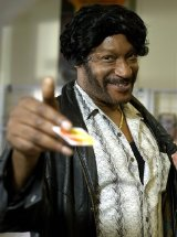 Tony Todd as Chuck Berry in 'Heart of the Beholder'