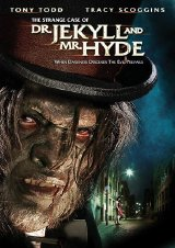 Tony Todd pictured on the dvd cover of 'Dr Jekyll and Mr Hyde'