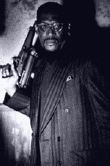 Tony Todd as Grange in 'The Crow'