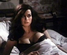 Valerie Leon as Margaret Fuchs in Blood From The Mummy's Tomb
