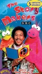 Danny John-Jules as Milton Wordsworth in The Story Makers