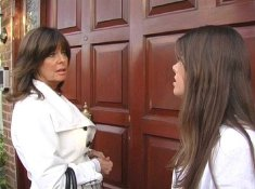 Vicki Michelle and daughter Louise in 'Resentment'