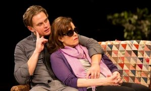 Billy Magnussen & Sigourney Weaver in 'Vanya and Sonia and Masha and Spike'