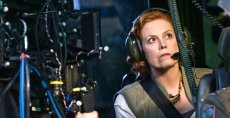 Sigourney Weaver as Dr Grace Augustine in 'Avatar' (2009)