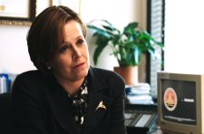 Sigourney Weaver as Joan Confrey in 'Rampart' (2011)