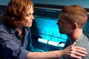 Sigourney Weaver & Sam Worthington in 'Avatar' (2009)