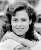 Sigourney Weaver inthe early 1970s