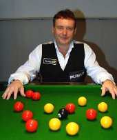 Jimmy White is also an expert pool player