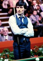 Jimmy White - the young professional snooker player