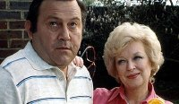 Terry Scott & June Whitfield in 'Terry and June'