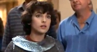 Jane Wiedlin as Joan of Arc in 'Bill & Ted's Excellent Adventure'
